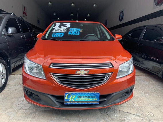 Chevrolet Onix 1.0 Mpfi Lt 8v Flex 4p Manual 2013