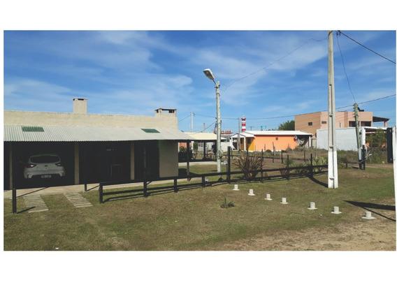Vendo 3 Casas + Alacena Amuebladas En Barra Do Chui Brasil