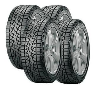 Jogo 4 Pneus Pirelli 225/65r17 106h Xl Scorpion Atr