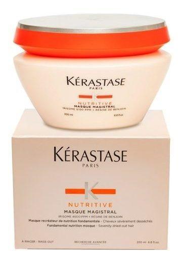 Kerastase Nutritive Masque Magistral Máscara Nutritiva 200ml