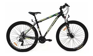 Bicicleta Mtb Fire Bird Alum R29 Disco 21v Shimano Bin29-21