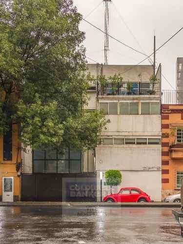 Oficina En Venta En Colonia San Miguel Chapultepec