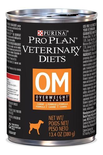 Alimento Para Perro En Lata Om Pro Plan Veterinary Adultos T