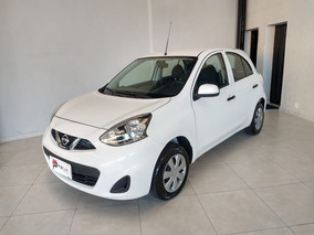 Nissan March 1.0 S 12v Flex 4p Manual 2018