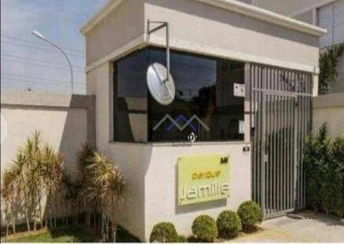 Apartamento Com 2 Dormitórios À Venda, 49 M² Por R$ 235.000,00 - Jardim Búfalo - Jundiaí/sp - Ap0084