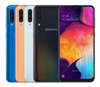 Samsung A50 64gb 4gb Libre Nuevo Leer Todo