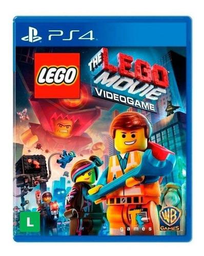 The LEGO Movie Videogame Standard Edition Warner Bros. PS4 Físico