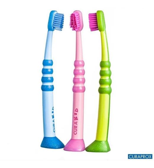 Escova Dental Infantil Curaprox Curakid Super Soft Unidade