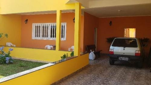 Casa No Balneário Gaivota, Em Itanhaém, Ref.4977 M H