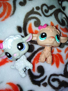 Figuras Littlest Pet Shop