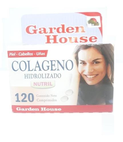 Garden House Colageno Hidrolizado X 120 Comprimidos