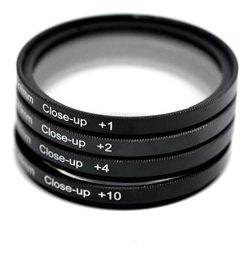 Kit Filtro Macro 67mm Nikon D7200 D7100 D5600 D5500 D750