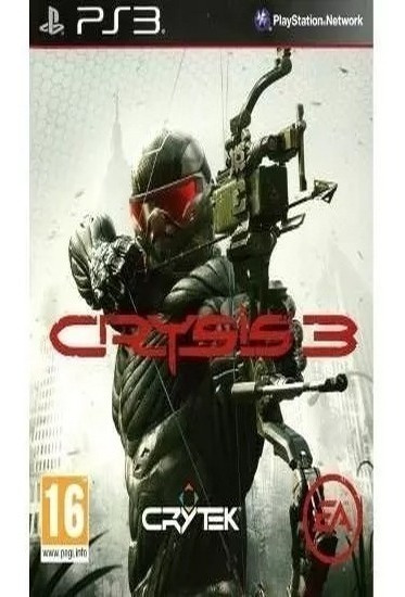 Crysis 3 Ps3 Psn Envio Imediato