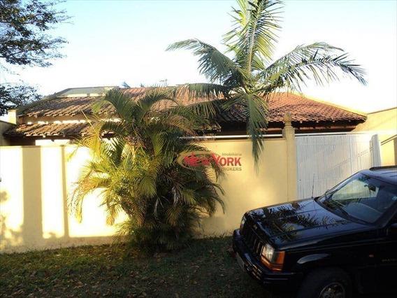 Casa Rural À Venda, Zona Rural, São Carlos. - Ca0082