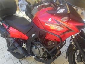 Suzuki V Strom 2011