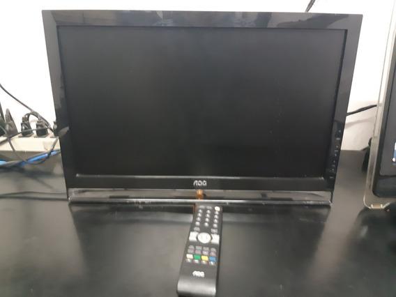 Tv Monitor Aoc 22 Full Hd Leia A Descrição