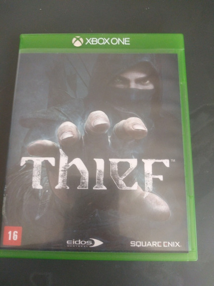 Jogo Thief Xbox One Mídia Física