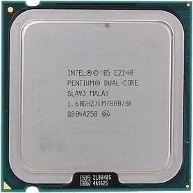 Processador Dual Core E2140 1.6