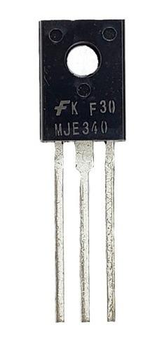 Transistor Mje 340 Lote C 2pcs