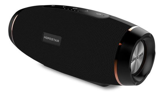 Hopestar H27 Portátil Olive Shape Speaker Fm Transmissor Po