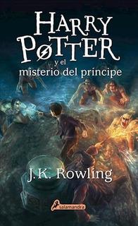 Harry Potter 6 - El Misterio Del Príncipe - J. K. Rowling