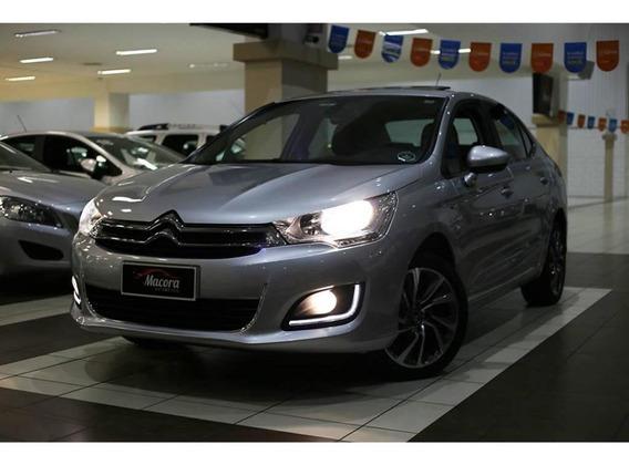 Citroën C4 Lounge Exclusive 1.6 Aut. Turbo Top