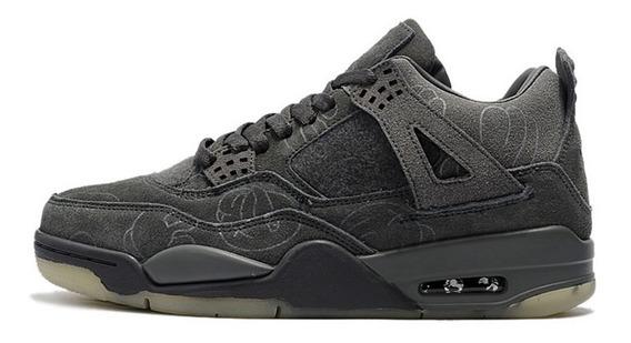 Air Jordan Retro 4 Grey