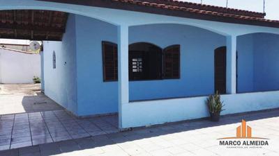 Casa Residencial À Venda, Balneário Gaivota, Itanhaém. - Ca0124
