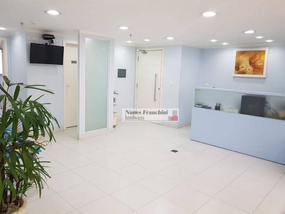 Casa Verde - Zn/sp- Conjunto Sala Comercial Com 1 Sala, Recepção, 3 Banheiros, Sacada - R$ 400.000,00 - Cj0023