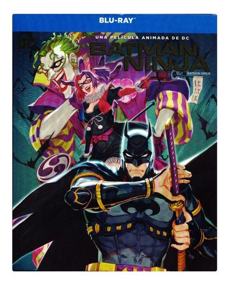 Batman Ninja (2018) Dc Universe Pelicula Blu-ray