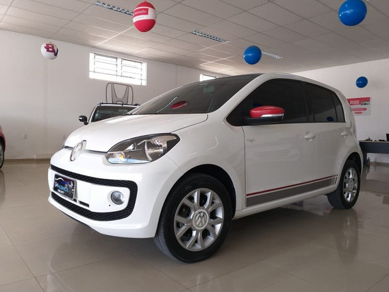 Volkswagen Up 1.0 Tsi High Up 12v Flex 4p Manual