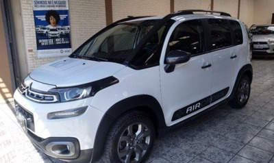 Citroën Aircross 1.6 Shine Business 16v Flex 4p Automatico