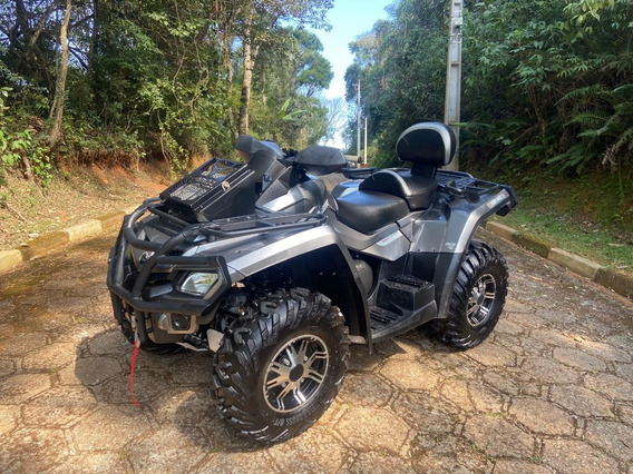 Quadriciclo Can Am 800 Max Limited 4x4 2012 ( Completo )