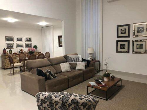 Casa À Venda No Condomínio Damha V Com 3 Quartos, 4vagas, 240m² - V7971