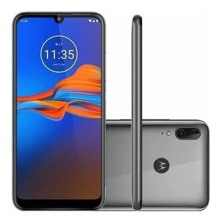 Motorola Moto E6 Plus 4g 64gb Ram4gb Cam Dual 13/2mp Huella