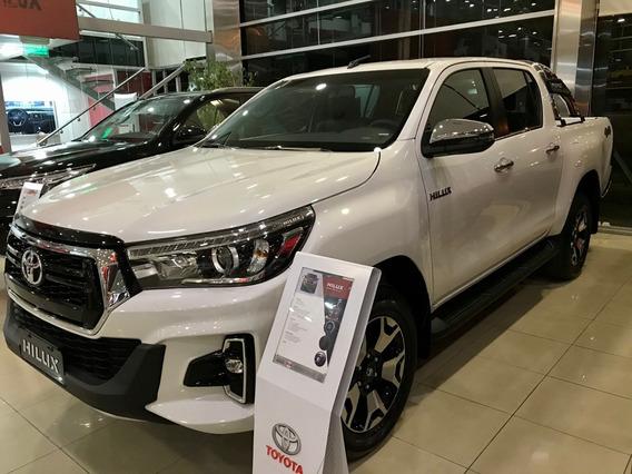 Toyota Hilux 2.8 Dc 4x4 Tdi Srx Aut L/16 2019