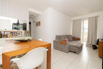Apartamento No 4º Andar Mobiliado Com 2 Dormitórios E 1 Garagem - Id: 892906906 - 206906