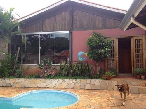 Imagem 1 de 24 de Casa À Venda, 280 M² Por R$ 560.000,00 - Zona Rural - Santa Rosa De Viterbo/sp - Ca1196