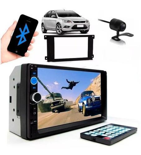 Central Multimídia Completa Bluetooth Ford Focus 2008 A 2013