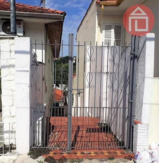 Casa Com 2 Dormitórios Para Alugar, 140 M² Por R$ 800,00/mês - Centro - Bragança Paulista/sp - Ca1905