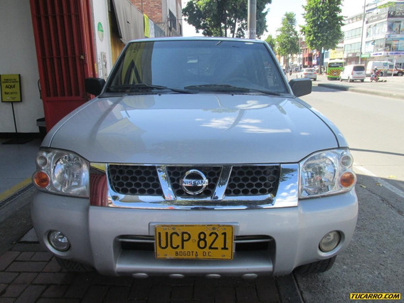 Nissan Frontier Pick Up Doble Cabina