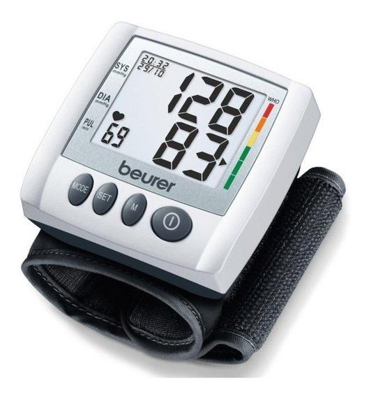 Baumanómetro Presión Arterial Muñeca Digital Beurer Bc30