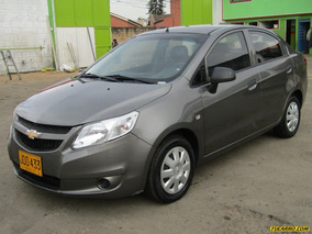 Chevrolet Sail Ls Mt 1.4 4p
