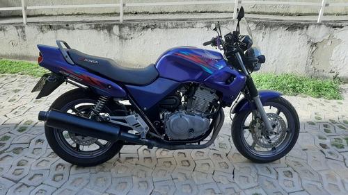 Imagem 1 de 11 de Honda Cb500 1999