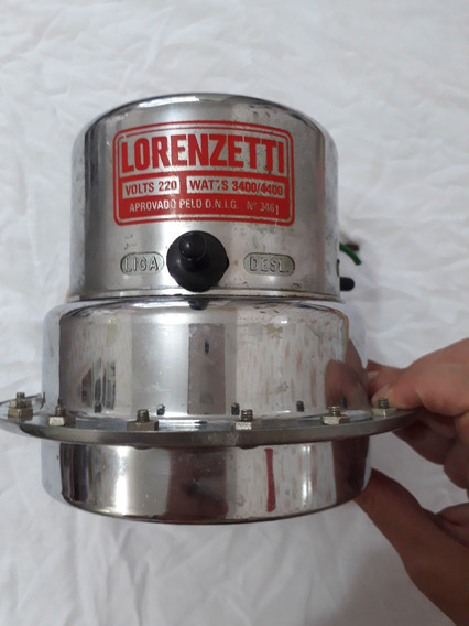 Chuveiro De Ferro Automático Lorenzetti Cod 425