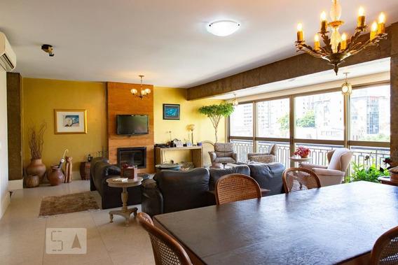Apartamento No 8º Andar Mobiliado Com 3 Dormitórios E 3 Garagens - Id: 892980919 - 280919