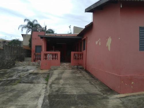 Imagem 1 de 15 de Casa Para Venda Em Tatuí, Centro, 3 Dormitórios, 2 Suítes, 2 Banheiros, 2 Vagas - 054_1-761701