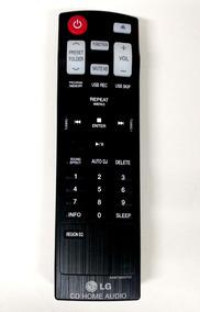 Controle Remoto Som Cd Home Akb73655702 Cm4330 Cm4430 Cm4630