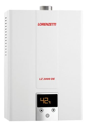 Aquecedor Lorenzetti Lz 2000de Glp