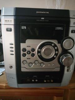 Minicomponente Daewoo Xg-646u (usado)